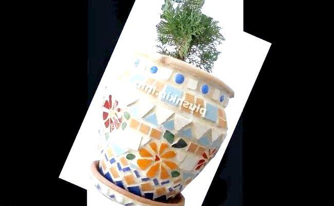 Декор своїми руками квіткові горщики