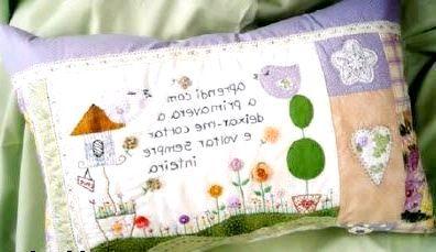 Фото - Ідеї для подушок своїми руками