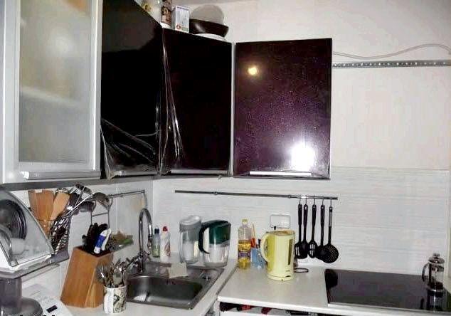 Фото - Ідеї ремонту кухні в хрущовці