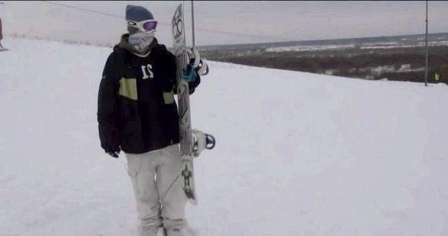Фото - Як робити повороти сноуборд