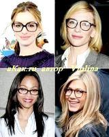 Фото - Як можна скорегувати риси обличчя за допомогою окулярів