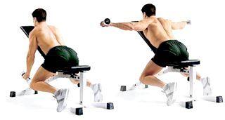 Фото - Як накачати плечі