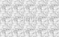 Як (написати) намалювати скляний текст у Gimp або Photosop