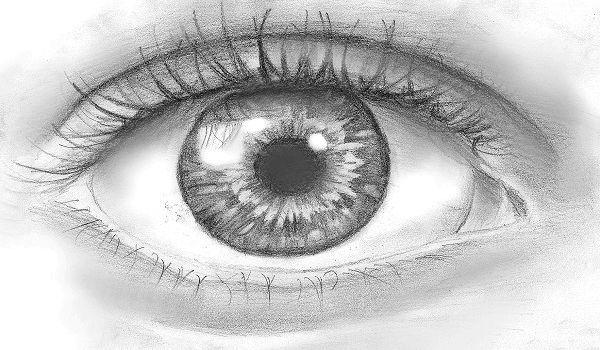 Фото - Як навчитися малювати очі олівцем?