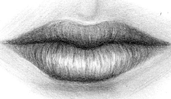 Фото - Як навчитися малювати губи?