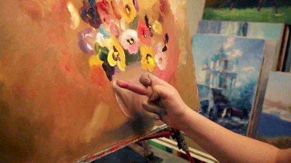 Фото - Як навчитися малювати маслом?