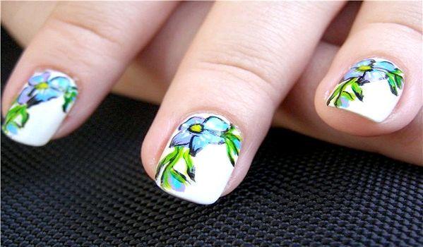 Фото - Як навчитися малювати на нігтях акриловими фарбами?