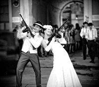 Фото - Як організувати весілля в стилі 30-х
