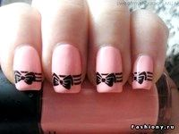 Фото - Як користуватися стемпинг для нігтів або як прикрасити нігті