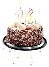 Тортик на день народження подрузі