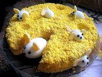 Фото - Як приготувати яєчний салат з шинкою і сиром?
