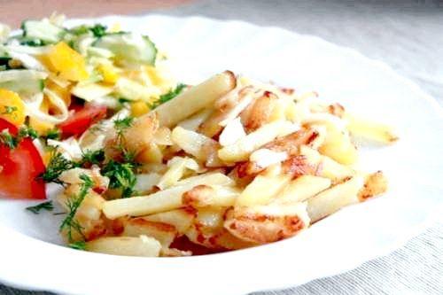 Фото - Як приготувати картоплю на грилі