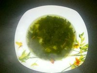 Фото - Як приготувати пісний суп зі шпинату?