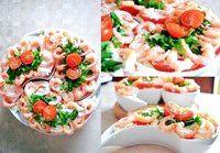 Фото - Як приготувати салат з морепродуктів «нептун».