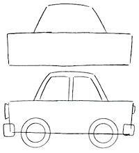 Фото - Як малювати машини