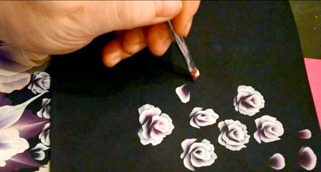 Як малювати трояндочку