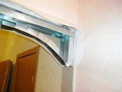 Фото - Як зробити арку з гіпсокартону