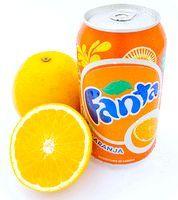 Фото - Як зробити фанту з апельсинових кірок