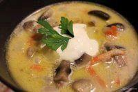 Фото - Як зробити грибний суп?