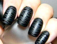 Фото - Як зробити ефект матового лаку для нігтів?