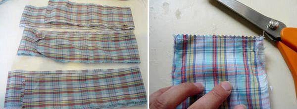 Як зробити спідницю з джинсів?