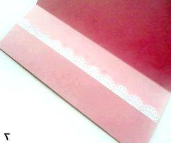 Як зробити конверт з паперу?