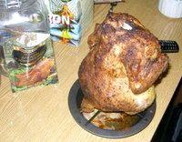 Фото - Як зробити курку в духовці.