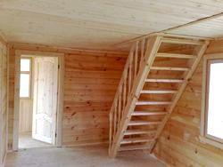 Фото - Як зробити сходи на другий поверх