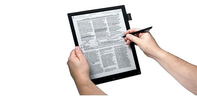 Як зробити з паперу планшет?