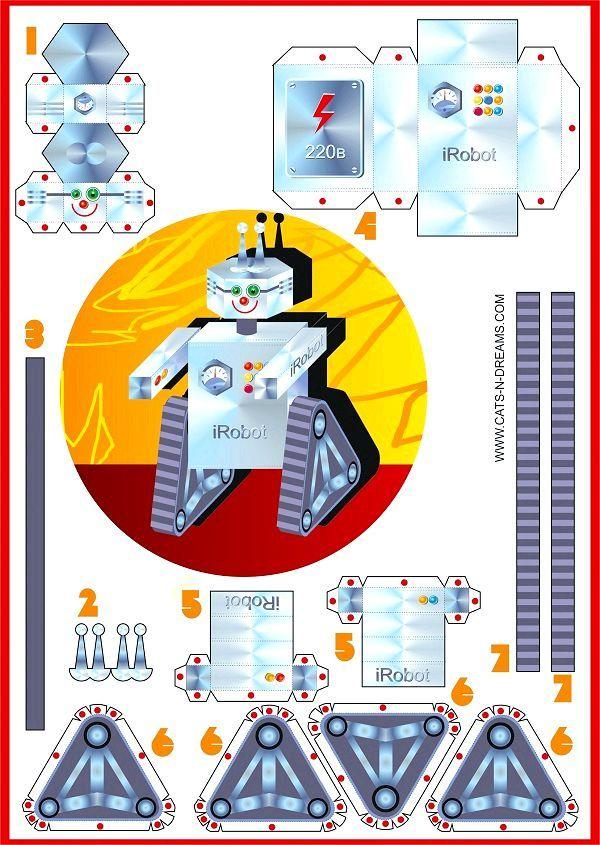 Схема робота з паперу