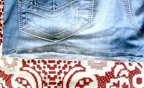 Фото - Як зробити шорти з джинс своїми руками?