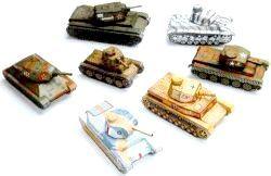 Як зробити танк з паперу?