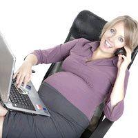 Фото - Як повідомити про вагітність на роботі?