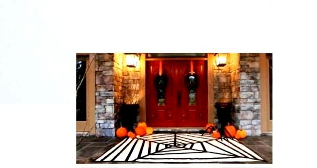 Фото - Як прикрасити будинок на хеллоуїн своїми руками
