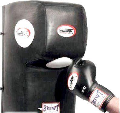 Настінна боксерська груша