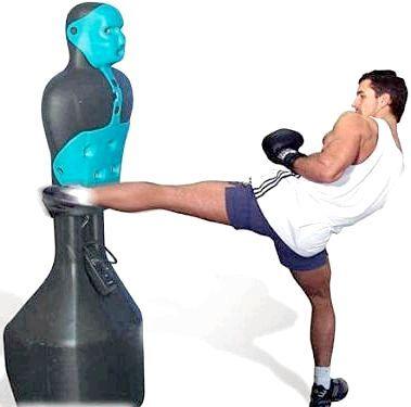 Манекен для боксу
