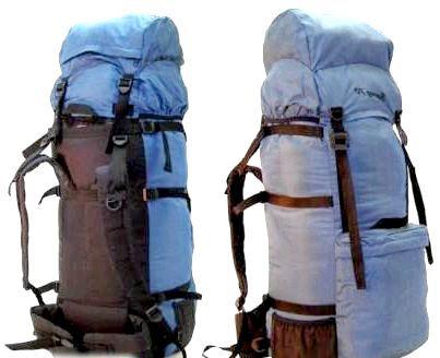 Фото - Як вибрати туристичний рюкзак