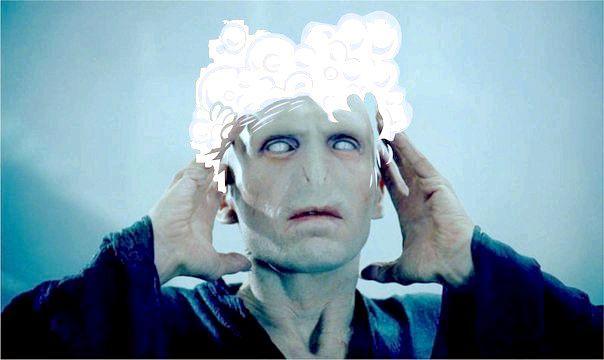 Фото - Чому Лорд Волдеморт миється моїм шампунем?