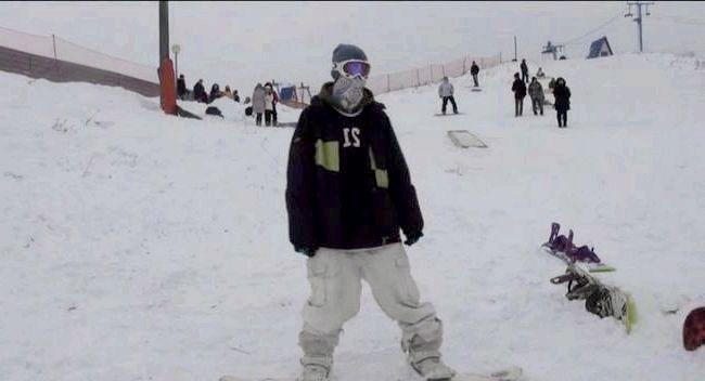 Фото - Правильна стійка на сноуборді