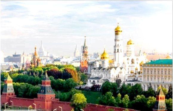 Фото - Найкрасивіші місця москви