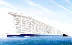 Найбільший корабель у світі
