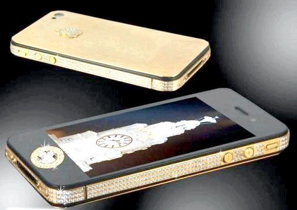 Фото - Найдорожчий у світі телефон