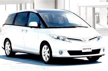 Фото - Toyota estima - хитрості вприскування