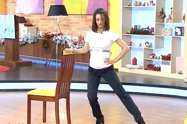 Фото - Вправи для струнких ніг відео майстер клас