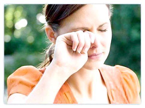 Фото - Можливі причини різкого болю в очах супроводжуються нежиттю