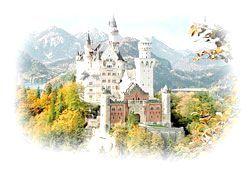 Фото - Замок нойшванштайн (neuschwanstein)