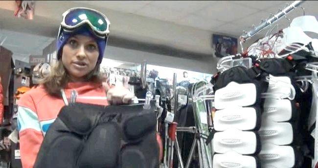 Фото - Захист для сноуборда вибрати